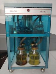 Automatic Watch Cleaning Machine Great Condition / Bulova Vc - 10
