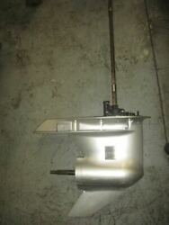 Honda Bf135a 135hp Outboard Lower Unit With 25 Shaft