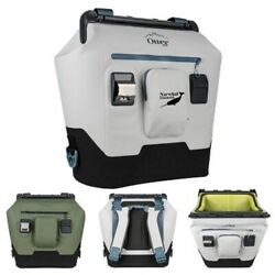 Otterbox Trooper Cooler 30 Quart Capacity With Leakproof Seal And Carry Straps
