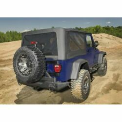 Rampage 99635 Factory Replacement Soft Top For 04-06 Jeep Wrangler Lj New