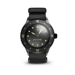 About Vintage 1926 Automatic All Black Movement Watch