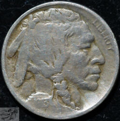1913 Type 1, Buffalo Nickel, First Year, Fine+ Condition, Free Shipping, C5277