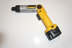 Dewalt Dw920 7.2v Cordless Screwdriver W/battery Tested And Working No Charger