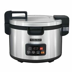 Hamilton Beach 37590 Stainless Steel 90-cup Rice Cooker / Warmer
