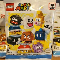Lego Super Mario Character Pack Series1 Lot Of 57