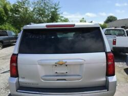 Trunk/hatch/tailgate Privacy Tint Glass Fits 15-17 Suburban 1500 Silver
