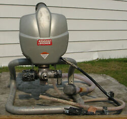 Airless Paint Sprayer Krause And Becker 60600 3000 Psi 1/4 Outlet Piston Pump