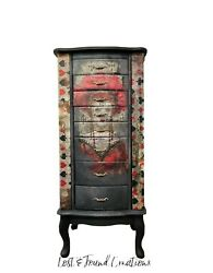 Jewelry Armoire Standing
