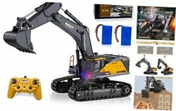Remote Control Excavator Toy 1/14 Scale Rc Excavator 22 Channel 114 Scale