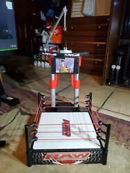 Wwe Raw Money In The Bank Wrestling Ring Untested Sold As Not Working