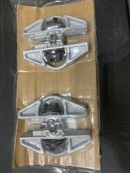 4 Toyota Tundra New Oem Tie Down Cleats Bed Rails Pt278-0c01b New In Package