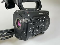 Sony Pxw-fs7 4k Xdcam Camera System With Grip And Case - 1400 Hours
