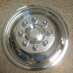 1 Single Front For Dodge Ram 3500 03-19 17 Wheel Simulator 1 Pc Only Replace.