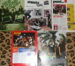 New Found Glory Full Paged Magazine Celebrity Clippings Photos Article