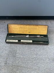 Machinist Lathe Mill Ammco Piston Pin Hole Grinder Honing Tool As Is