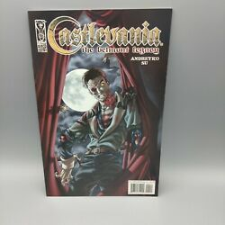 Castlevania the Belmont Legacy #4 First Printing 2005 IDW Publishing Comic Book