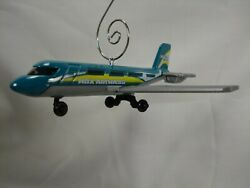 Matchbox Mbx Private Jet Plane / Mbx Airways Custom Ornament With Deluxe Hanger