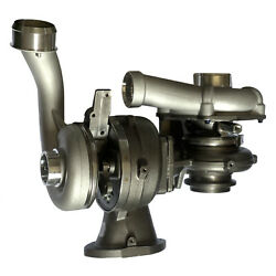 Turbo Charger High And Low Pressure For 2008 - 2010 Ford F Series Trucks 6.4l