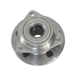 1x Front Wheel Hub And Bearing Assembly For Comanche Cherokee Tj Wagoneer Wrangler