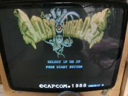 Lost World Arcade Board Capcom Jamma Operation Confirmed Arcade Game F/s From Jp