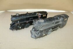 Marx Trains Windup And Electric Steam Locomotives Jb