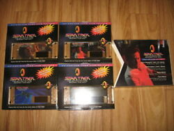 Star Trek The Motion Picture Set 46701 Of Film Cells 00726 Set 1 Free Shipping