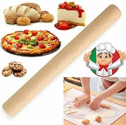 Wooden Rolling Pin For Baking, Cookie, Pastry, Pizza For Bakers 161.4