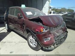 Automatic Transmission 3.6l 2wd Fits 18-19 Grand Cherokee 3935859