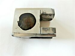 Sharps Rifle Breech Block With Nipple - Used - Sanded And Rough Edges