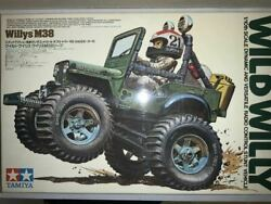 Tamiya 1/10 Electric Action Rc Car Wild Willys Willys M38 Jeep Kit F/s From Jpn