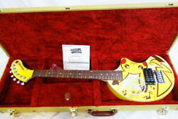 Fernandes Pikachu Zo-3 Limited Edition With Tweed Case Mint K-2036