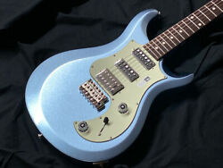 Only One. Prs Paul Reed Smith S2 Studio Frost Blue Metallic List No.yg1199