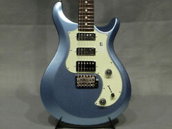 Outlet Products Prs Paul Reed Smith S2 Studio Frost Blue Metallic List No.yg984