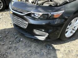 Front Bumper With Led Daytime Running Lamps Opt T7e Fits 17-18 Malibu 2917431