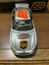 Dale Jarrett 1/24 88 Ups Winston Victory Lap Autographed By Dale And Blake Shelton