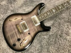 Paul Reed Smith Prs Se Hollowbody Ii Charcoal Burst Exhibition Replacement 2020