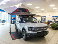 2021 Bronco / Sport Yakima 2-person Heavy Duty Tent Slim Shady Awning And Rails
