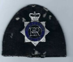 Vintage Retired Obsolete Humberside Police Badge Patch East Riding Yorkshire