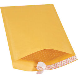 9.5 X 14.5 Inch Kraft Bubble Mailers 4 Padded Envelopes Self Seal 250 Pack