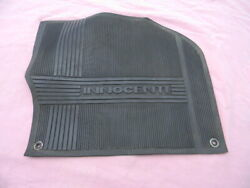 Orig Mini Innocenti Cooper Rubber Interior Floor Mat And03968 And03969 And03970 And03971