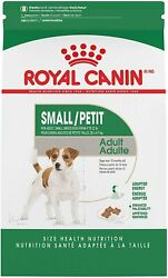 Small Breed Adult Dry Dog Food Supports Skin And Coat Health 2.5lb