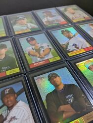 2010 Topps Heritage Chrome Black Refractor /61 - You Pick ⚾️rare