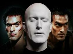 Bruce Campbell 11 Life Mask – Evil Dead – Army Of Darkness