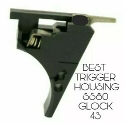 Glock 43 Lower Parts Trigger Housing 43x 48 New High Quality Aftermarket