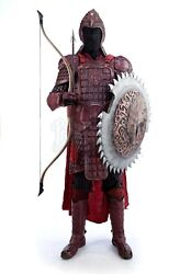 Red Eagle Corps Soldier Armor W/ Bow Arrow Shield The Great Wall Coa Movie Prop