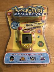 Tamagotchi Connection V4 Yellow And Red New Factory Sealed