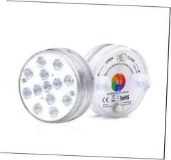 - Underwater 13 Led Lights For Spa, Pool, Bathtub, Hot Tub And Backyard 6 Pack