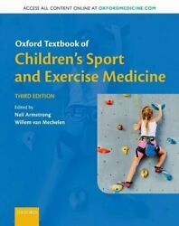 Oxford Textbook Of Childrenand039s Sport And Exercise Medicine Hardcover