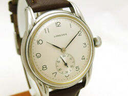 Longines Manual Menand039s Watch Wl34910