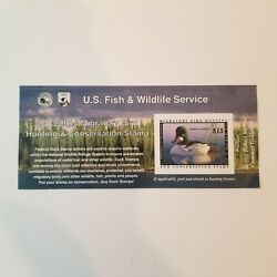 2013 - 2014 - Federal Migratory Bird Hunting And Conservation Stamp Duck Stamp